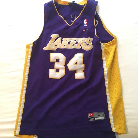 vintage lakers jersey